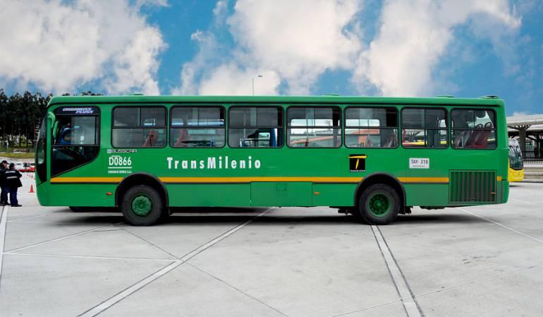 TransMilenio anunció que acabarán las rutas alimentadoras