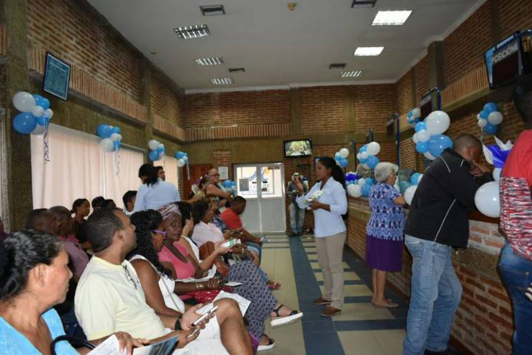 Aguas de Cartagena conmemorará el Día Nacional del Usuario: Aguas de Cartagena conmemorará el Día Nacional del Usuario