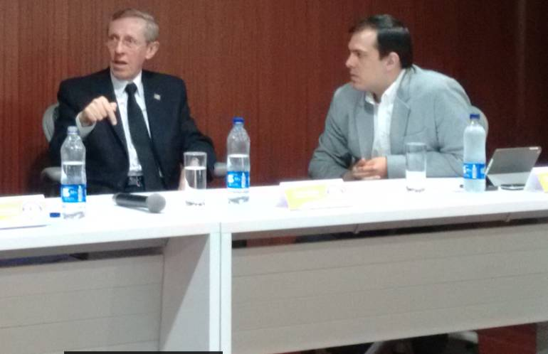 LUCHA, CORRUPCIÓN, ANTONIO NAVARRO WOLFF: La lucha contra la corrupción debe ser una prioridad: Antonio Navarro Wolff