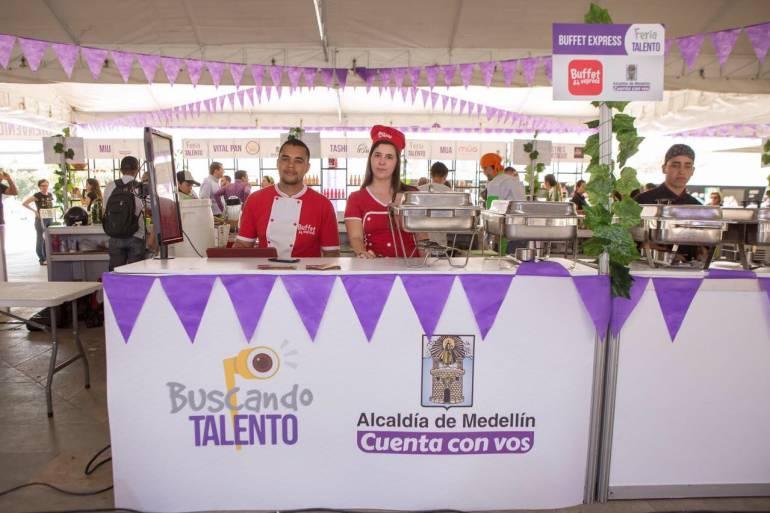 Emprendedores de Medellín exhibirán sus productos y servicios en la Feria del Talento