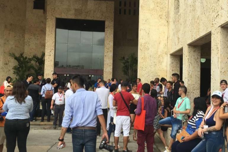 Participantes de LAL Expo descontentos por la suspensión del congreso: Participantes de LAL Expo descontentos por la suspensión del congreso