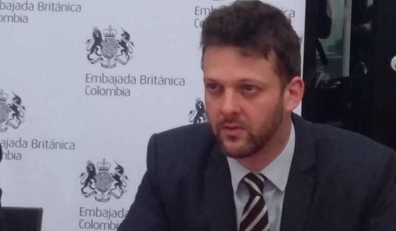 minería; Reino Unido; medio ambiente; Manizales; Caldas: Embajada del Reino Unido le pide a las multinacionales de su país hacer minería responsable en Colombia
