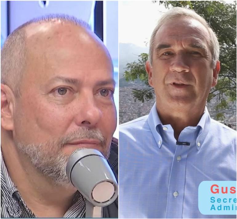 Renuncia Jorge Gaviria, asesor del detenido secretario de Seguridad de Medellín