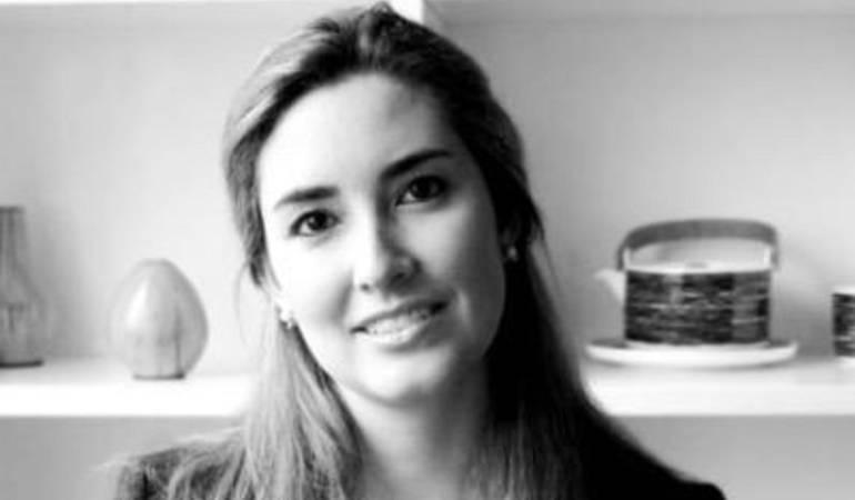 Ángela Anzola, directora de la Alta Consejería para los Derechos de las Víctimas, la Paz y la Reconciliación