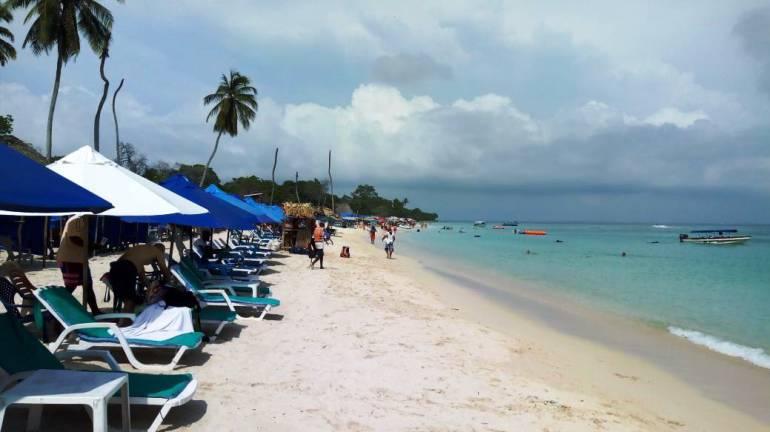 Preocupación de nativos de Playa Blanca en Cartagena por restricciones para el ingreso: Preocupación de nativos de Playa Blanca en Cartagena por restricciones para el ingreso