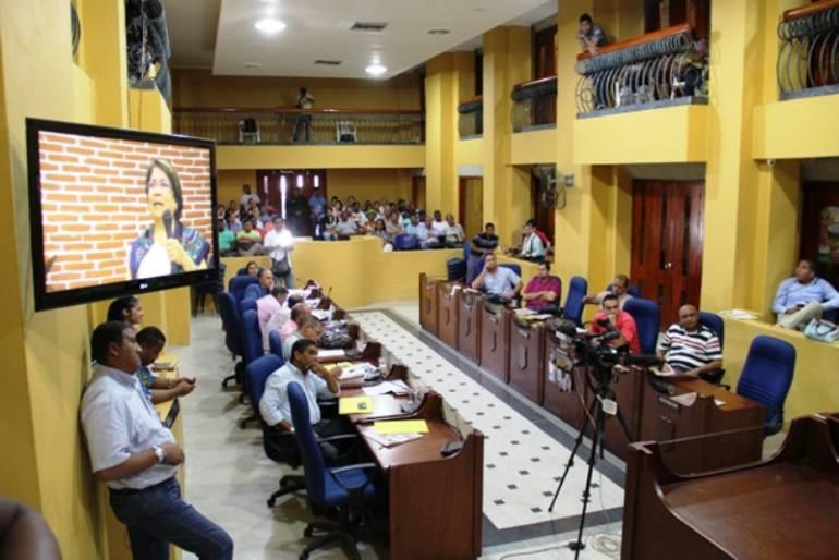 Continúa incertidumbre jurídica de curul en el concejo de Cartagena para dos concejales: Continúa incertidumbre jurídica de curul en el concejo de Cartagena para dos concejales