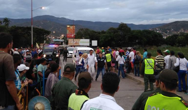 Colombiano muere en la frontera en incidente con la Guardia venezolana