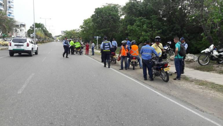 Inmovilizadas 7.287 motos en operativos de control durante este año en Cartagena: Inmovilizadas 7.287 motos en operativos de control durante este año en Cartagena