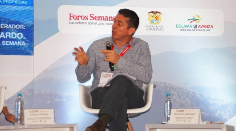 """""""Lo institucional es fundamental; los campesinos ya conocen sus derechos"""": Ricardo Sabogal: """"Lo institucional es fundamental; los campesinos ya conocen sus derechos"""": Ricardo Sabogal"""