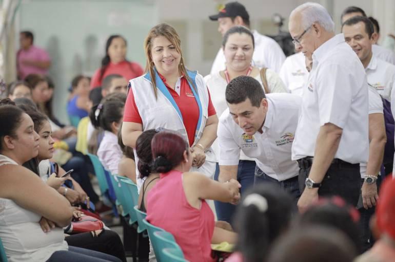 Gobernación de Bolívar suscribirá convenio para diagnóstico de niñas de El Carmen de Bolívar: Gobernación de Bolívar suscribirá convenio para diagnóstico de niñas de El Carmen de Bolívar
