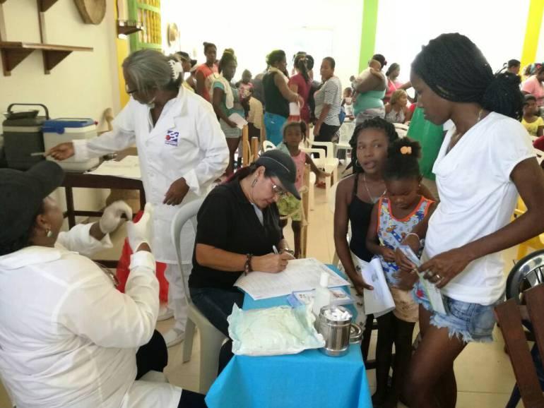 Más Familias en Acción se toma los corregimientos insulares de Cartagena: Más Familias en Acción se toma los corregimientos insulares de Cartagena