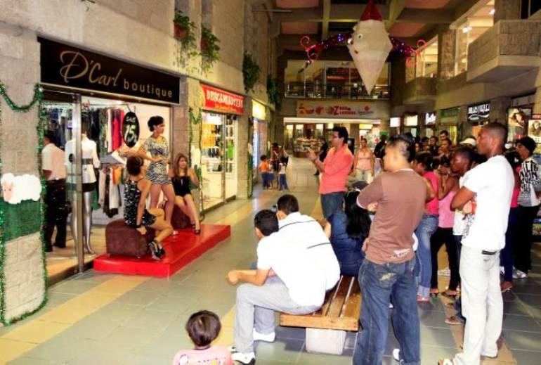 La actividad comercial en el mes de junio en Cartagena nuevamente tuvo flojo comportamiento: La actividad comercial en el mes de junio en Cartagena nuevamente tuvo flojo comportamiento