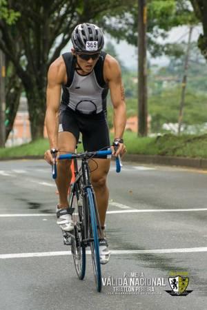 El joven espera poder recuperar su bicicleta para competir en torneos nacionales