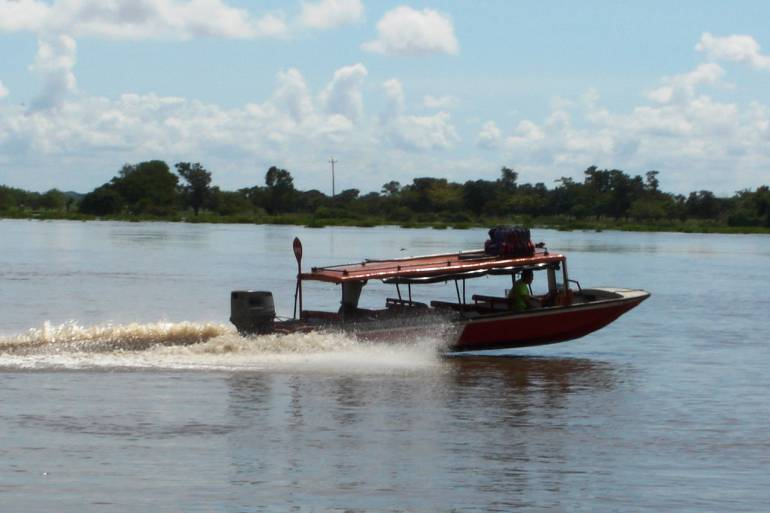 Dos menores de edad desaparecieron en accidentes fluviales en el río Magdalena en Bolívar: Dos menores de edad desaparecieron en accidentes fluviales en el río Magdalena en Bolívar