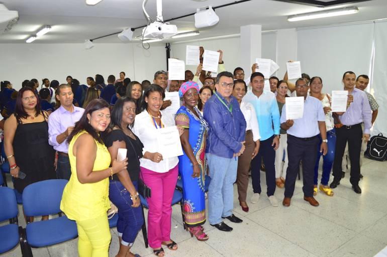 UNAD certificó competencias de 150 maestros de Bolívar: UNAD certificó competencias de 150 maestros de Bolívar