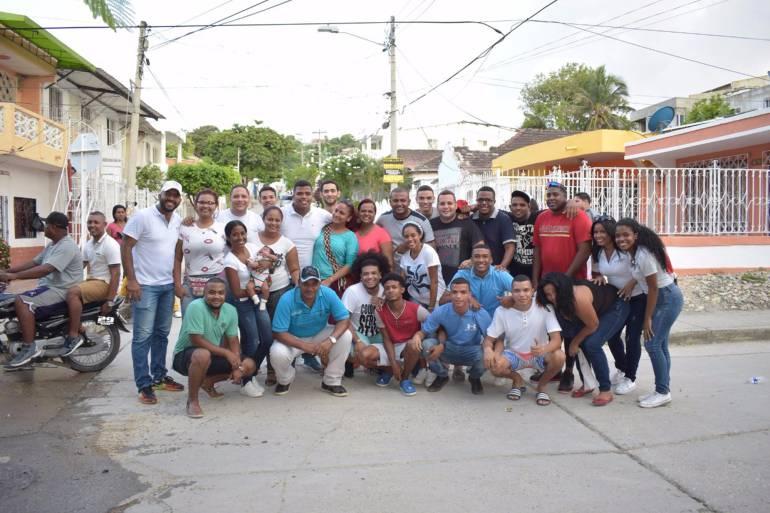 Santa Rita tiene la JAC más joven de Cartagena: Santa Rita tiene la JAC más joven de Cartagena