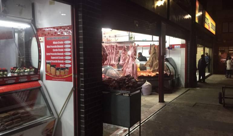 Ventas ilegales de carne de caballo: Carniceros de frigorífico Guadalupe denuncian ventas ilegales de carne de caballo