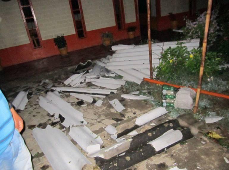 Emergencias por fuertes lluvias en 3 municipios de Antioquia