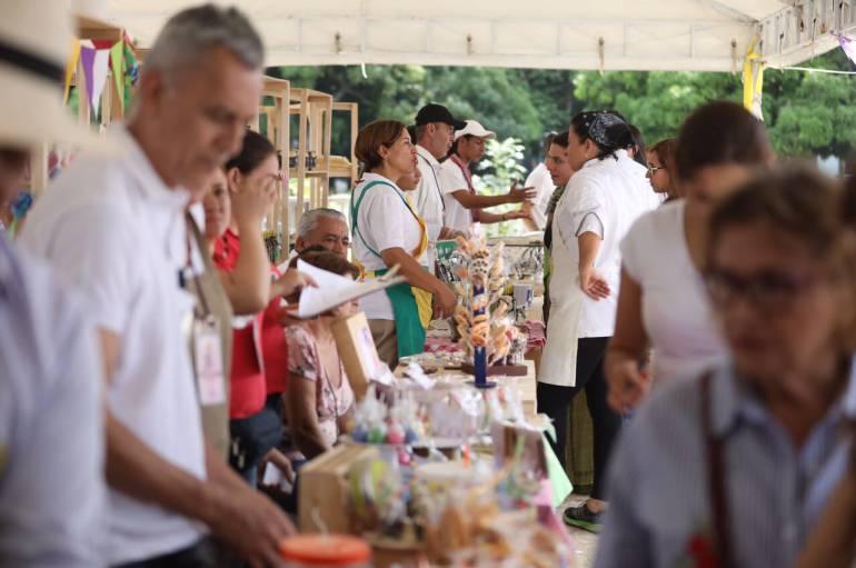 La Feria del Talento logró ventas por más de 120 millones de pesos