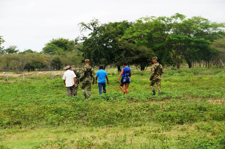 Familias de los Montes de María en Bolívar, recuperaron más de 300 hectáreas de tierra: Familias de los Montes de María en Bolívar, recuperaron más de 300 hectáreas de tierra