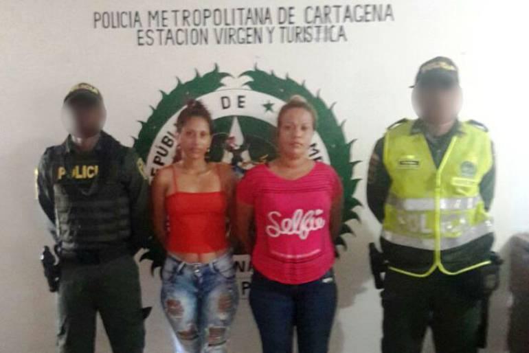 Policía de Cartagena capturó a dos mujeres responsables de atacar a médica en turno: Policía de Cartagena capturó a dos mujeres responsables de atacar a médica en turno