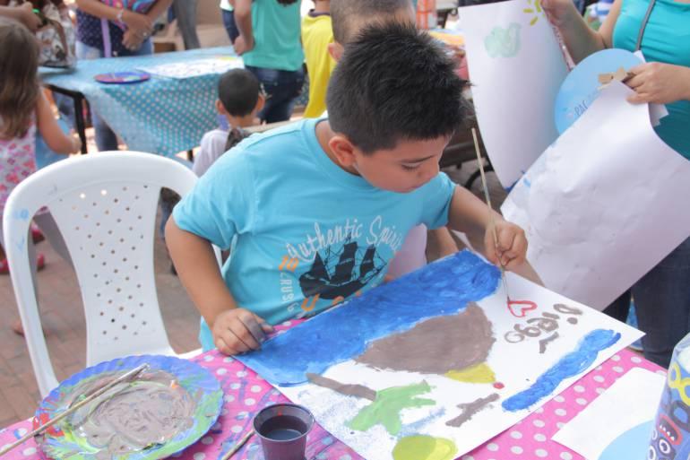 Los Niños Pintan su Mar\' llega a su quinta versión en Fiesta del Mar ...