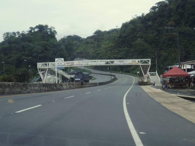 Buenaventura: Santos entregó 19 km de doble calzada en la vía Buga