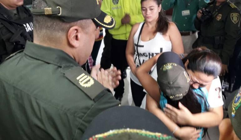 Encuentran a menor secuestrada en Pereira: Autoridades encuentran a menor de 9 años raptada en Pereira