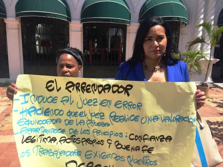 Denuncian irregularidades en proceso de restitución de un hotel en el Centro Histórico de Cartagena: Denuncian irregularidades en proceso de restitución de un hotel en el Centro Histórico de Cartagena
