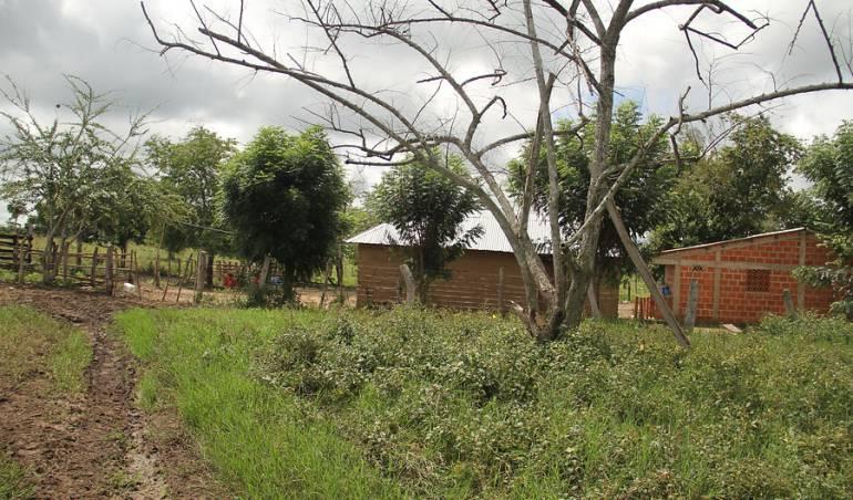 restitución de tierras: Gobierno no comprará tierras que han sido invasiones o presiones