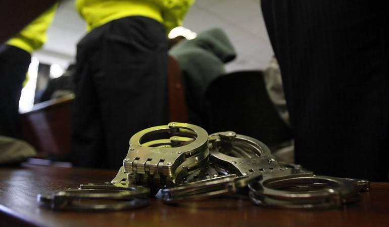 Cabecilla del Eln fue capturado en Chocó