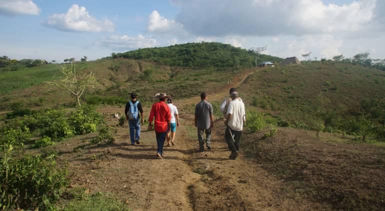 Restitución: Programa de restitución de tierras integra 24 nuevas regiones del Valle