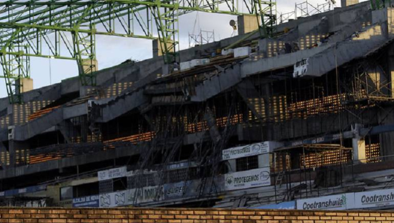 Capturan exalcalde de Neiva por posibles irregularidades en contratación de estadio municipal