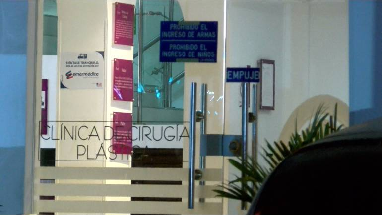 Extranjera muere tras practicarse cirugía estética en clínica de Cali