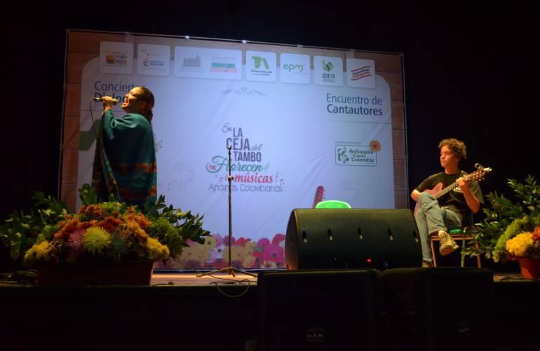 FESTIVAL, NACIONAL, ANTIOQUIA, CANTA, COLOMBIA: Comienza el Festival Nacional Antioquia le Canta a Colombia