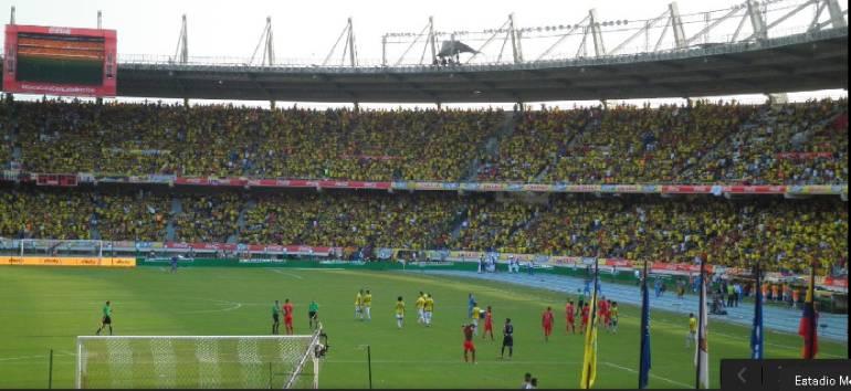 Estadio Metropolitano 'Roberto Meléndez' de Barranquilla.