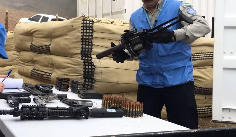 Un policía herido tras ataque a comisión tripartita en Caloto Cauca