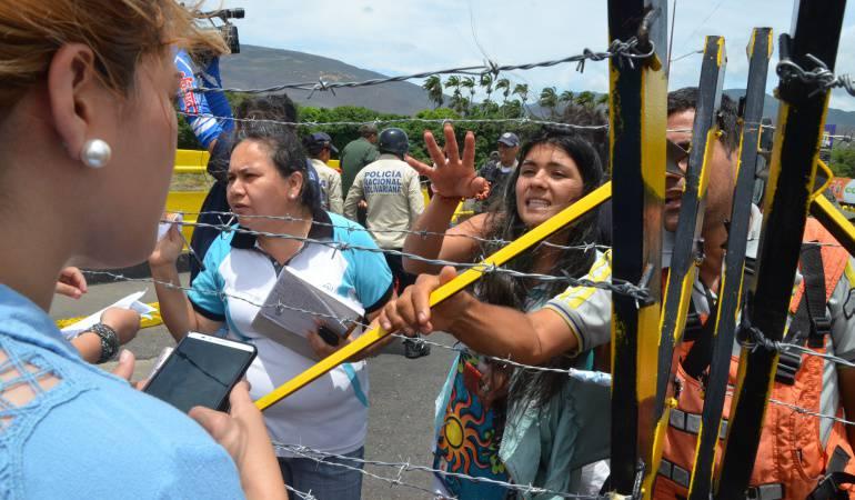Alcalde de Bogotá propuso la nacionalidad para venezolanos exiliados por crisis