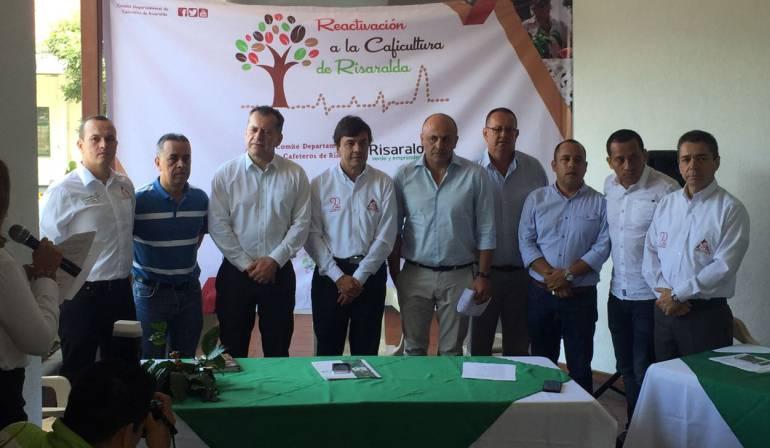 Se firmó un convenio para reactivar la caficultura en Risaralda