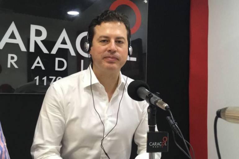 Senador y precandidato Juan Manuel Galán.