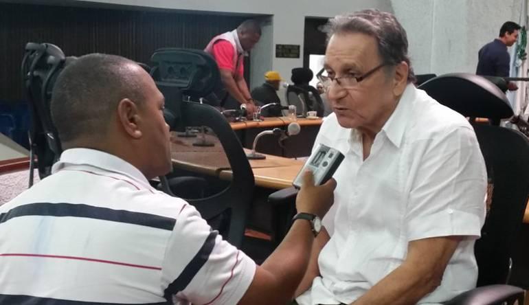 Fallece líder político de Palmira y Valle: Falleció en Cali el dirigente liberal Miguel Motoa Kuri