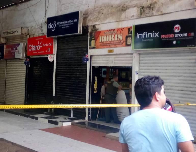 Centro comercial Fedecafé, Barranquilla