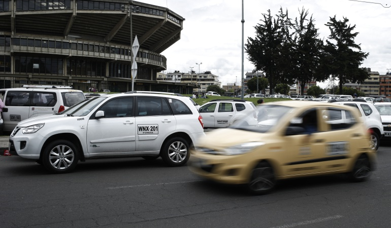 Servicio de Uber en Bogotá: Siguen enfrentamientos entre taxistas y conductores de Uber