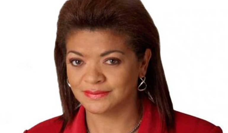 Nueva superintendente de Notariado y Registro, Juana Yolanda Bazán.