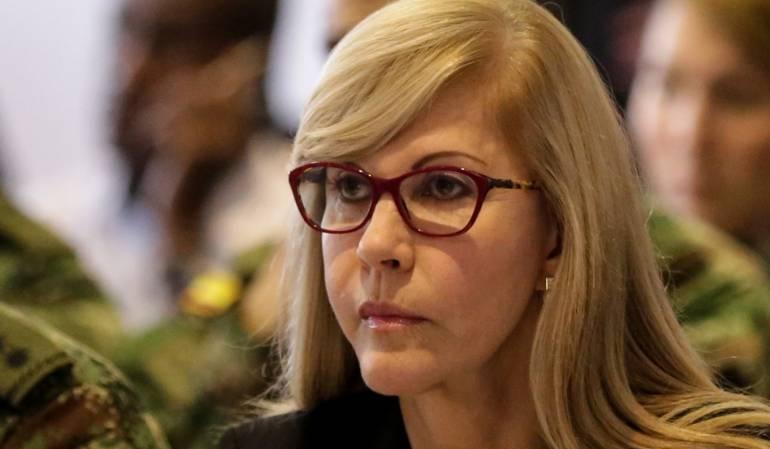 """Declaraciones de gobernadora del valle sobre acusaciones en su contra por parte de Juanita Cataño: """"No se puede hacer política con mentiras"""": Gobernadora del Valle a diputada"""