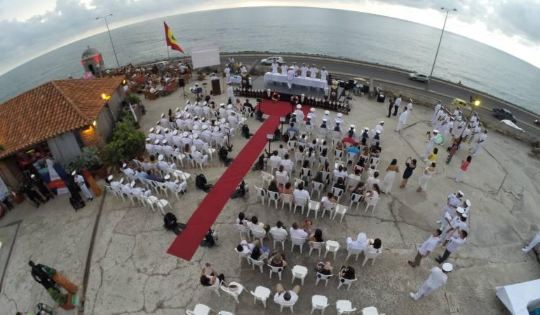 Armada Nacional clausuró curso de buceo y salvamento en Cartagena