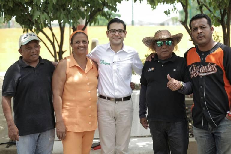 Alcalde (e) de Cartagena lanza 'Buenos días alcalde', por Facebook Live