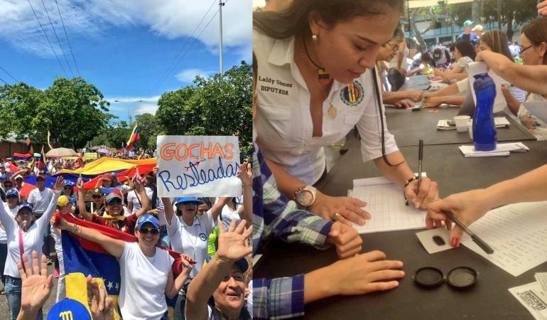 Oposición en el Táchira participará en las elecciones regionales