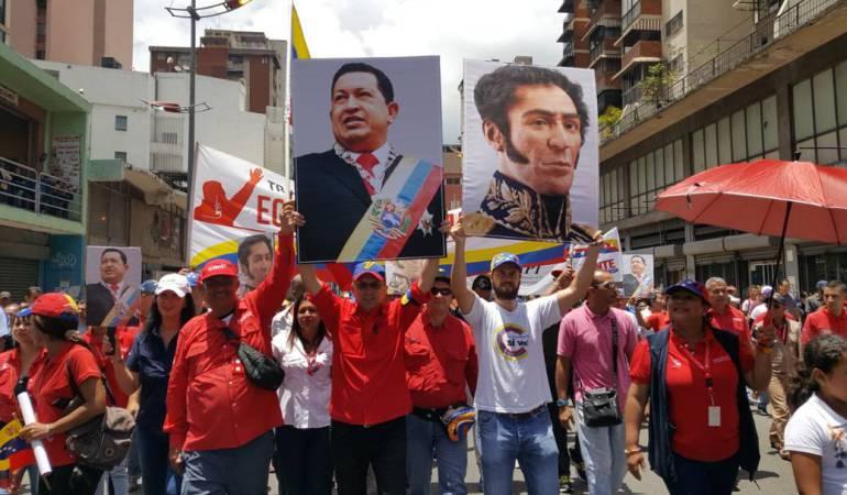 Chavistas destacan los comicios regionales