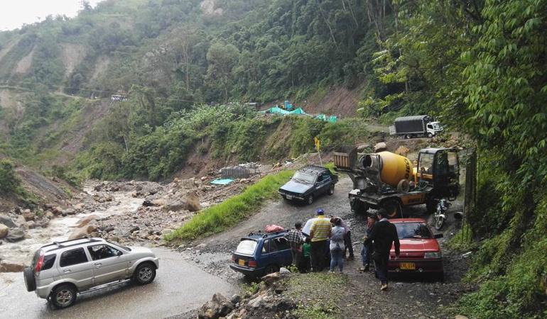 Se agudiza incomunicación entre Norte de Santander y Arauca